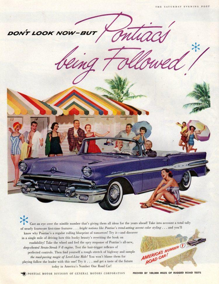 1957 Pontiacs - (4)