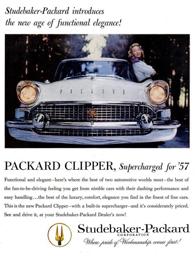 1957 Studebaker-Packard Clipper
