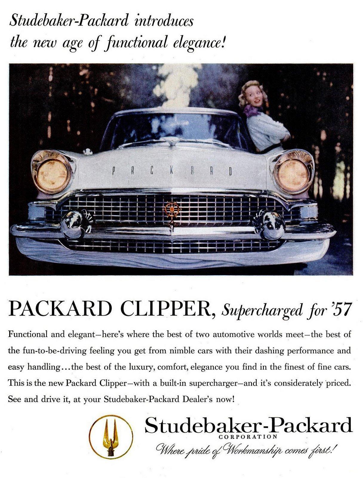 1957 Studebaker-Packard Clipper