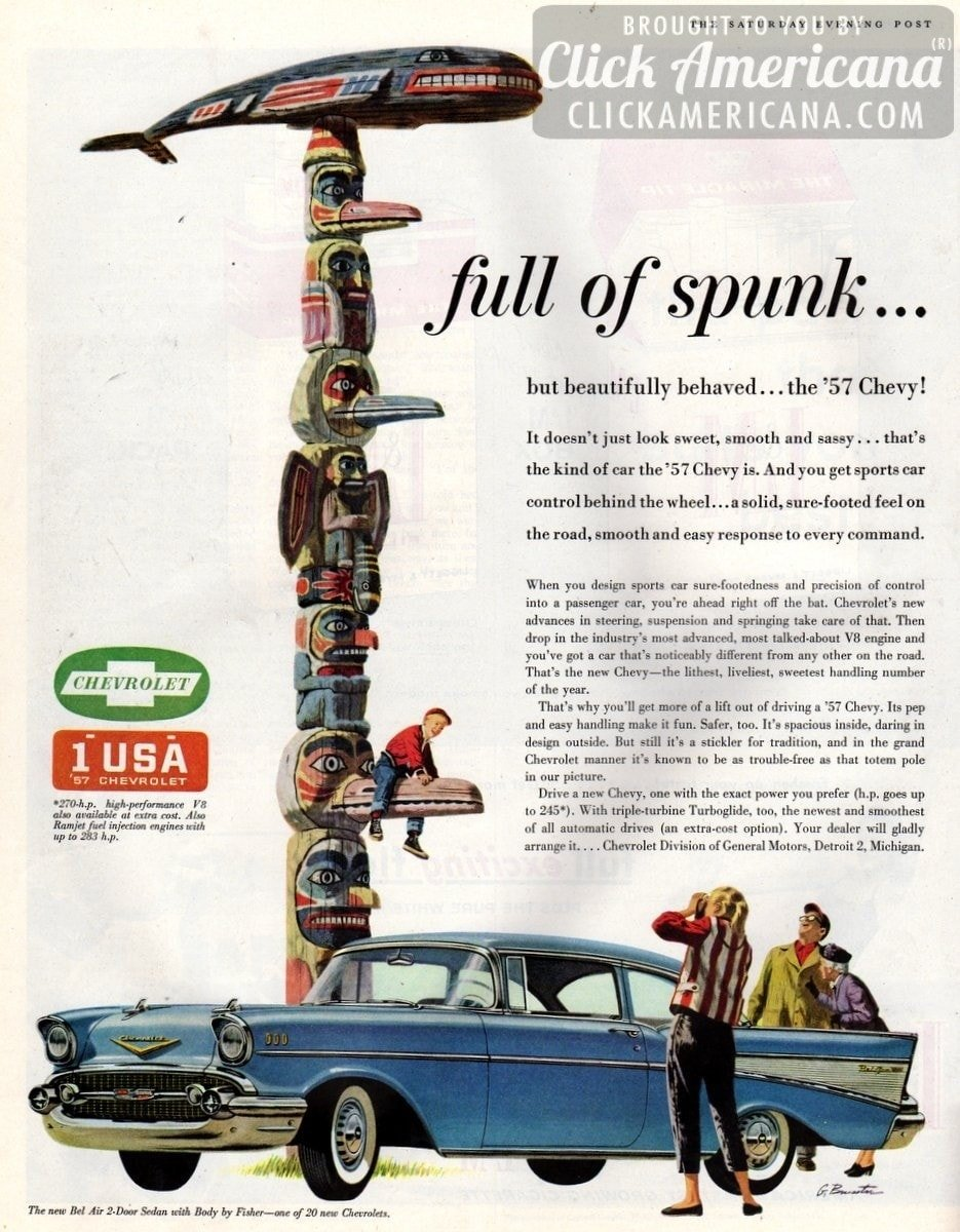 1957-chevy-totem-pole