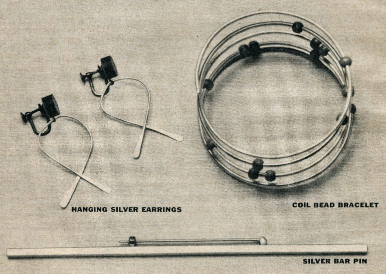 1958-Collector's craft book Jewelry you can make (1)