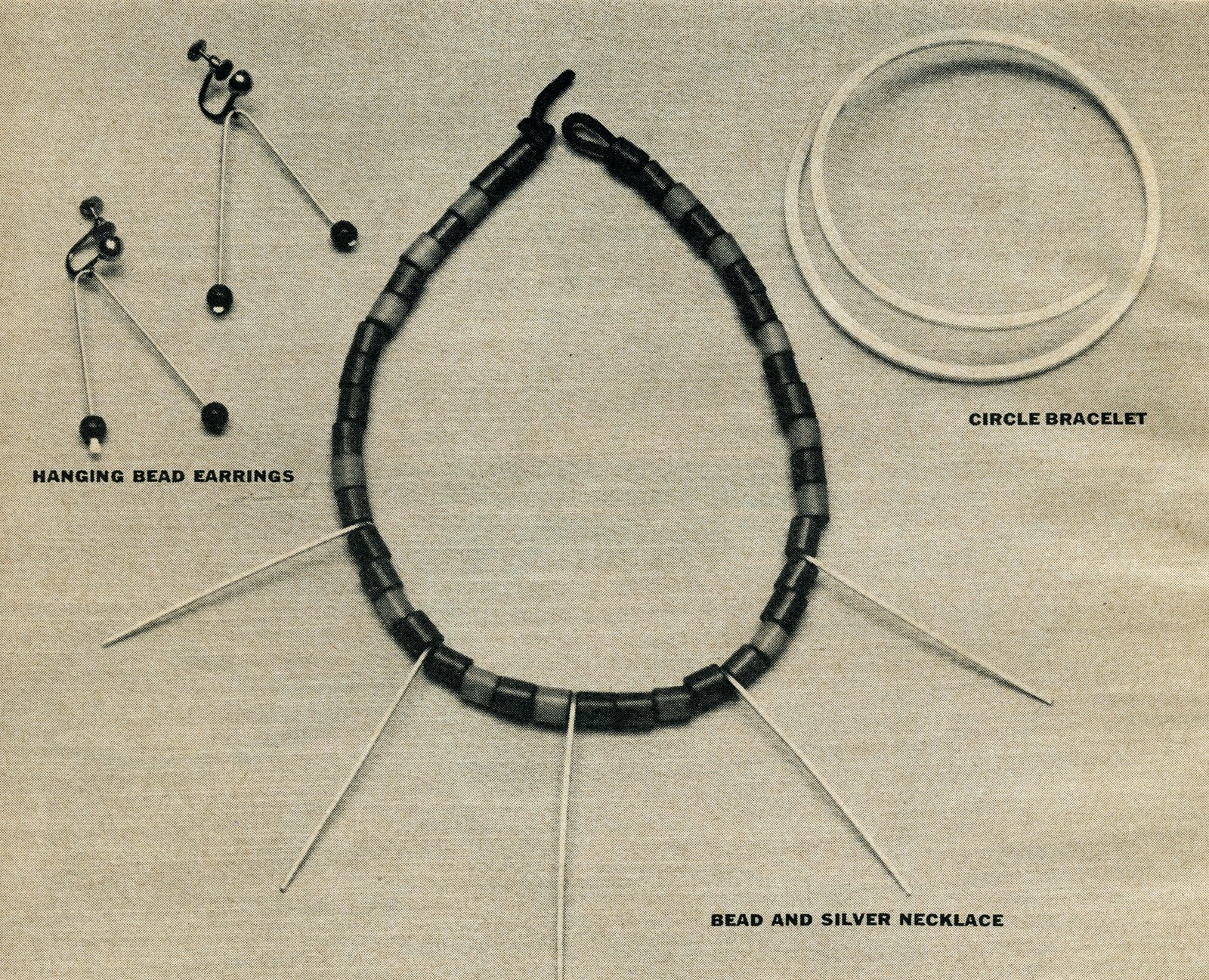 1958-Collector's craft book Jewelry you can make (2)