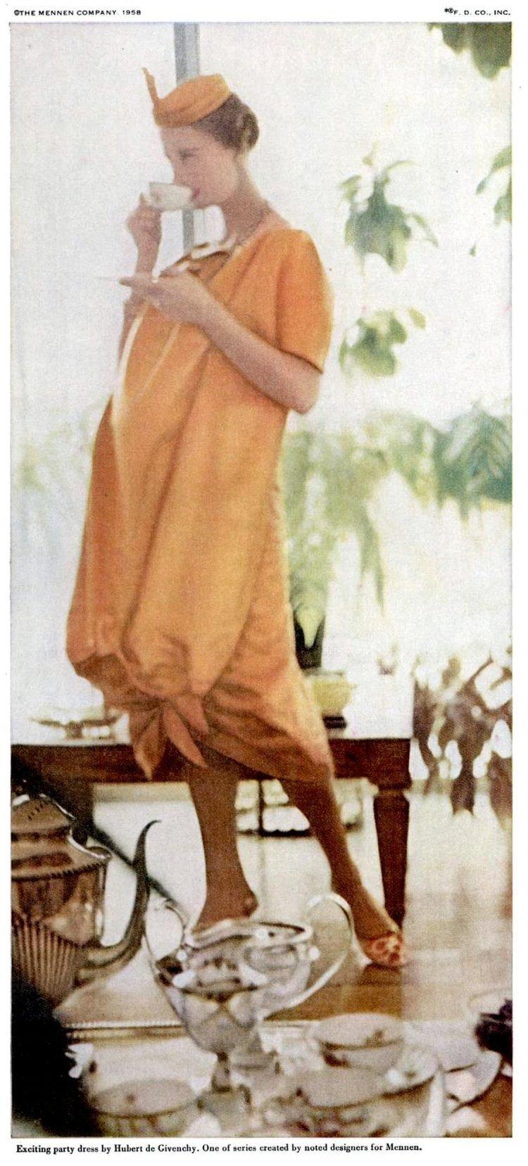 1958 Maternity clothing