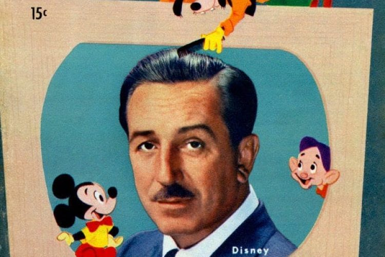 Walt Disney's Disneyland, the TV show (1954) - Click Americana