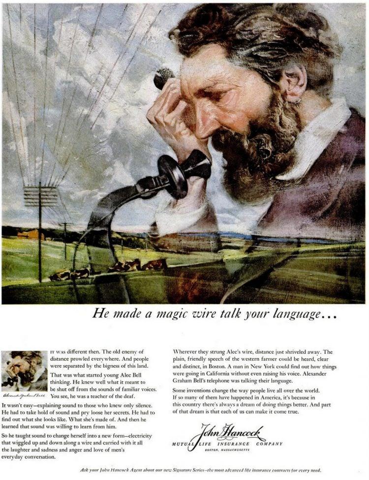 1959 Alexander Graham Bell