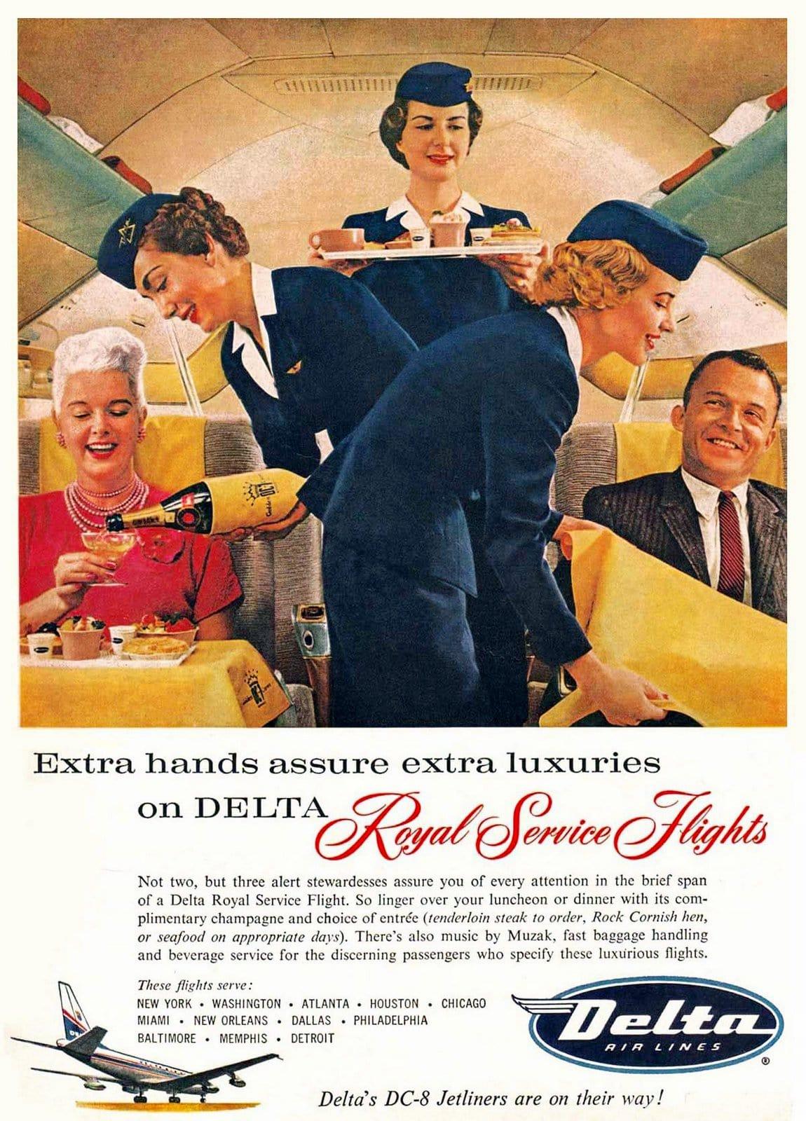 1959 Delta Air Lines