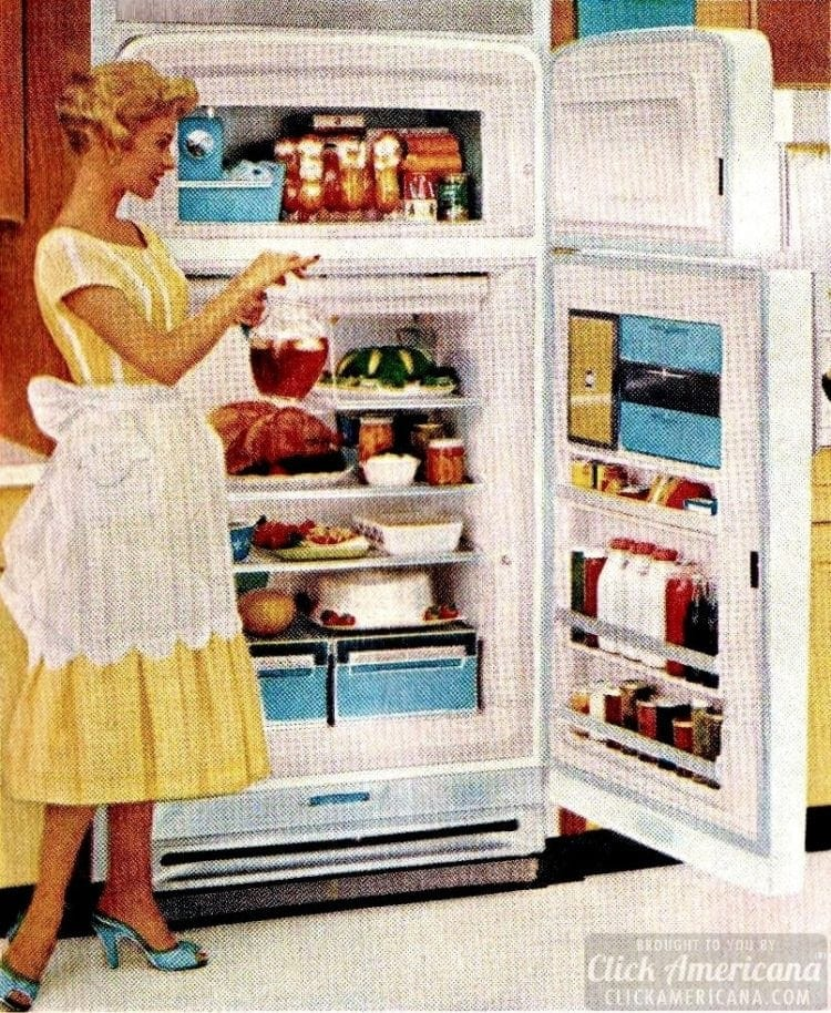 Kitchen air conditioning (1950)