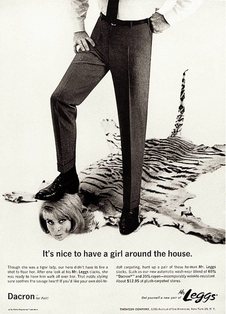 1960 - It's nice to have a girl around the house