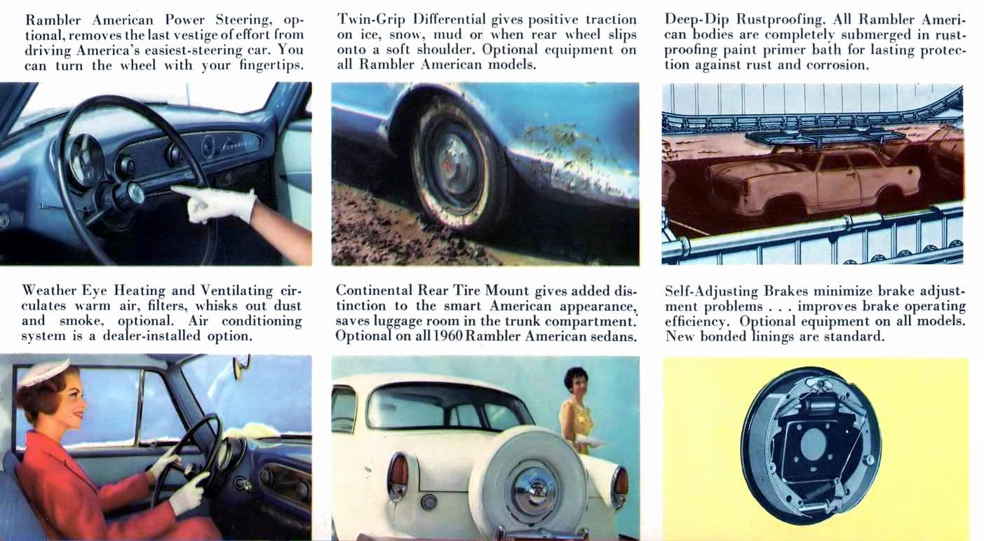 1960 Ramblers - Classic cars from the sixties (4)