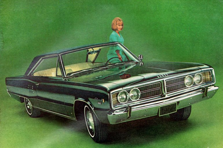 1960s Dodge Coronet cars