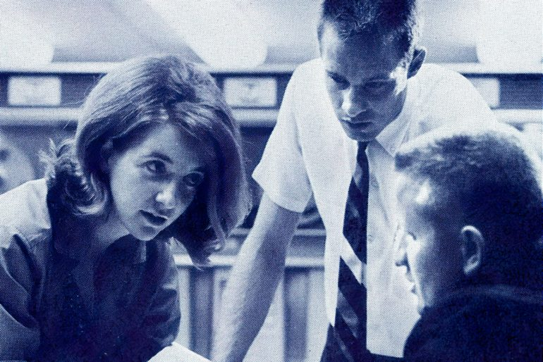 1960s computer programmers