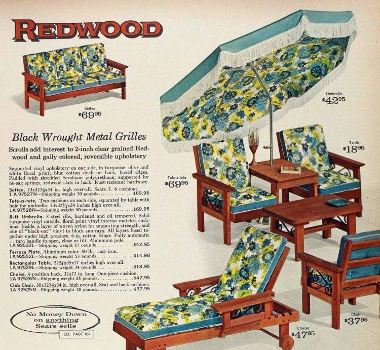 1960s patio furniture - 1968 (2)