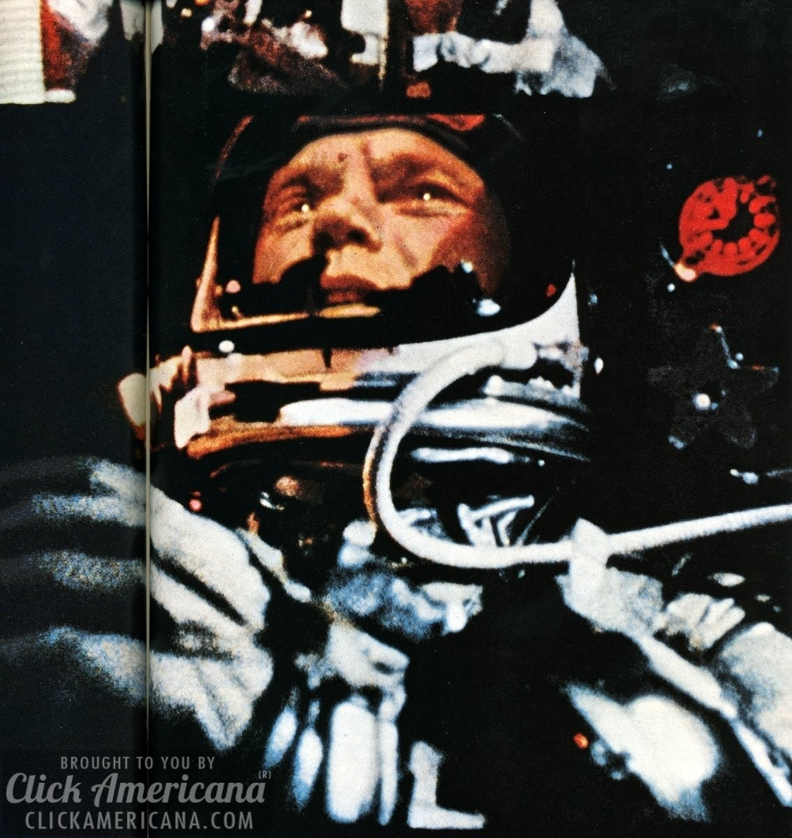 John Glenn's three orbits in Friendship 7 (1962)