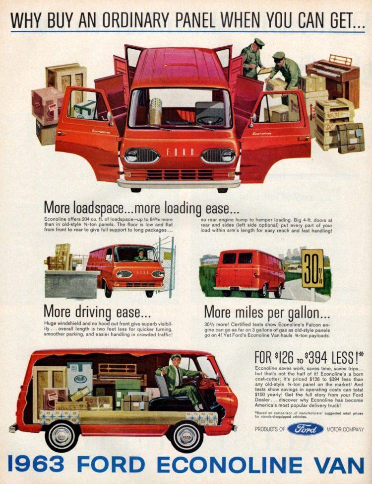 1963 Ford Econoline Van (2)