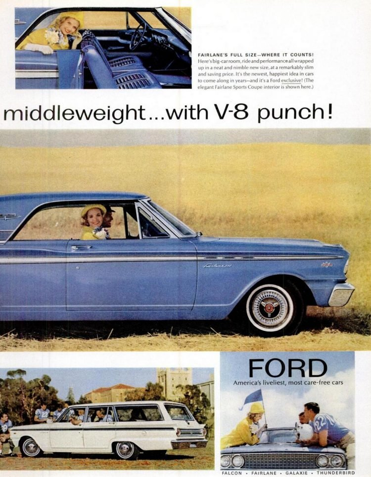1963 Ford Fairlane - Sep 28, 1962