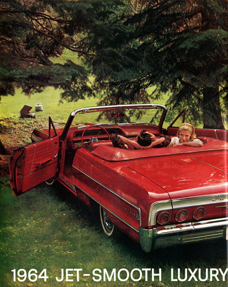 1964 Chevrolet Impala convertible cars (3)