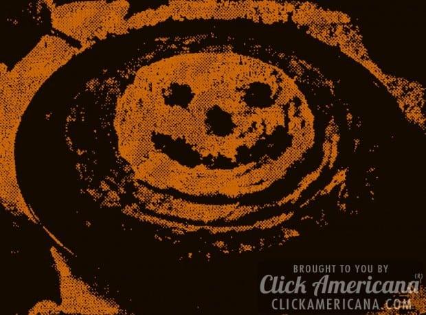 Funny Face Coconut Pumpkin Pie (1964)