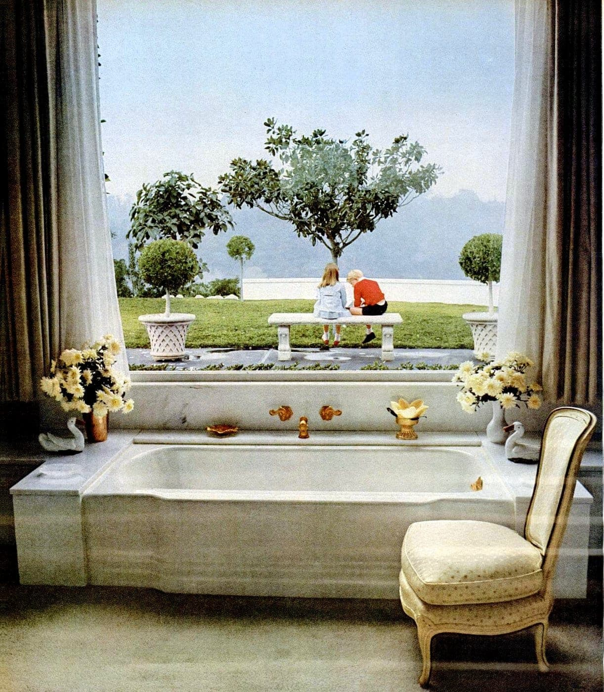 60 vintage '60s bathrooms for retro home decor ideas & inspiration