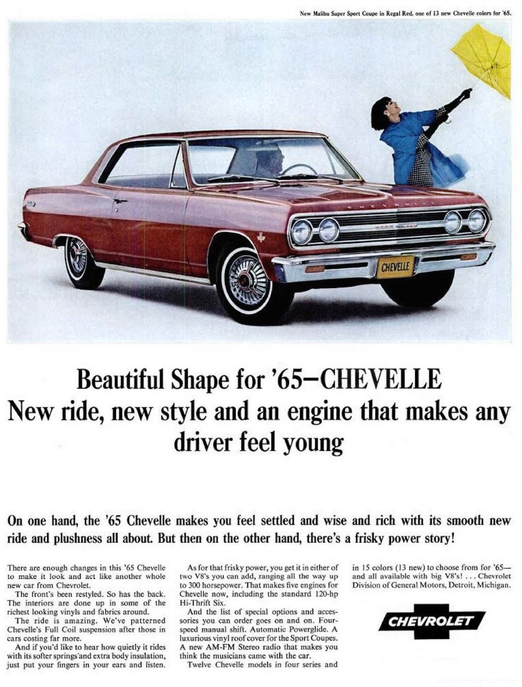 1965 Chevelle - Chevy cars