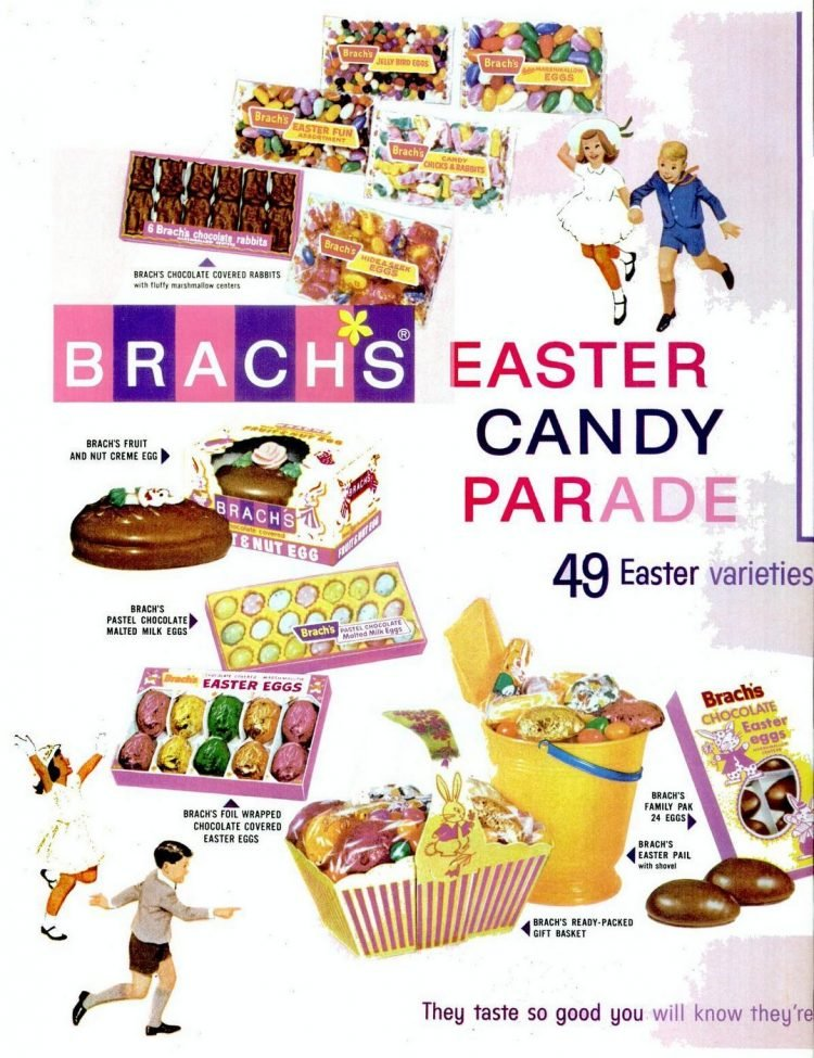 Brach's Easter candy parade (1965)