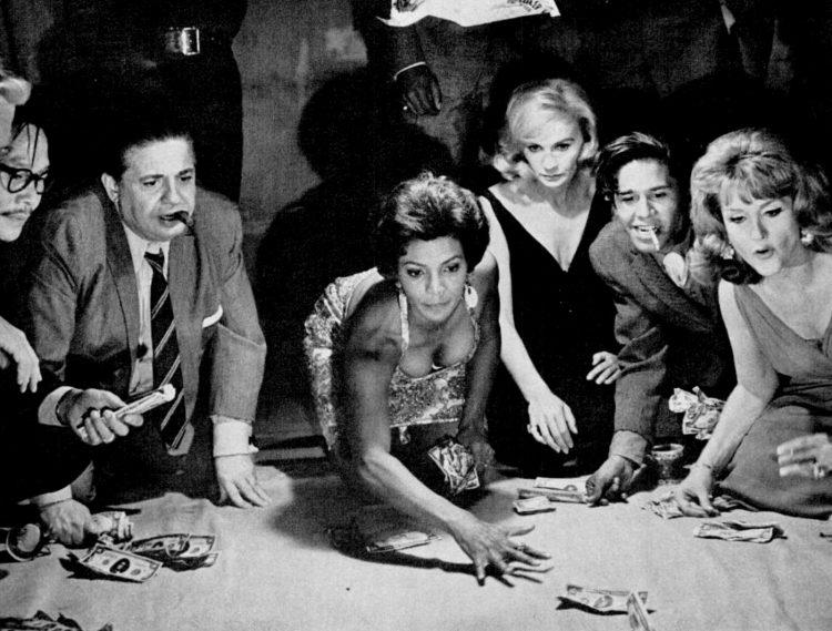1965 Nichelle Nichols in Mister Buddwing movie