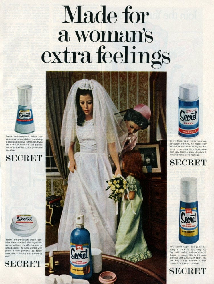50+ sexist vintage ads so bad, you almost won't believe they were