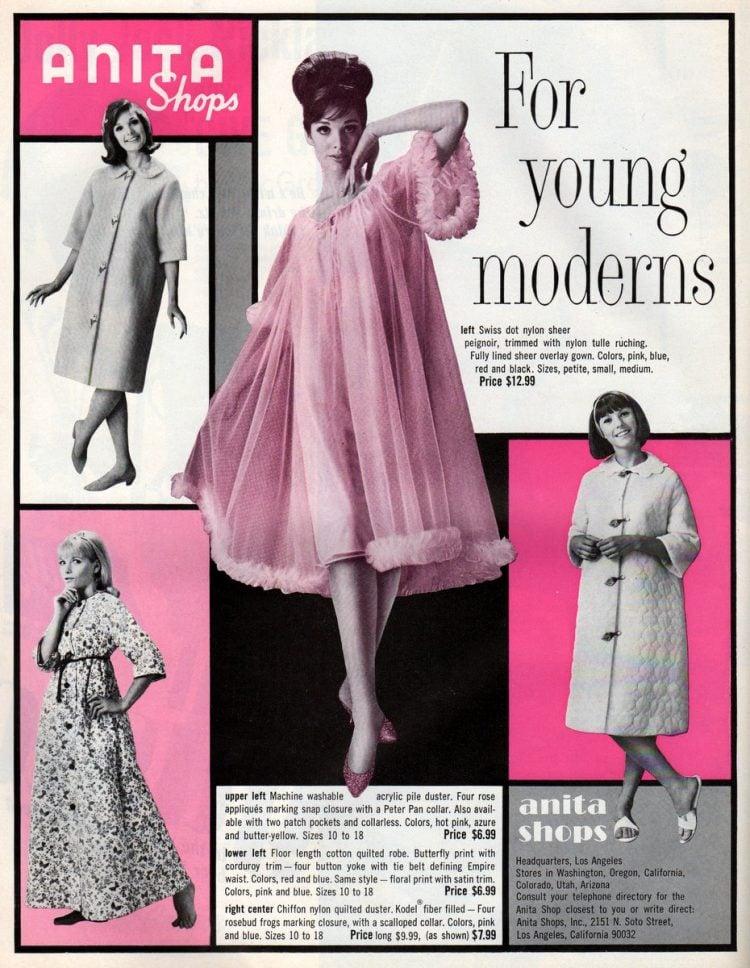 Anita Shops fashions