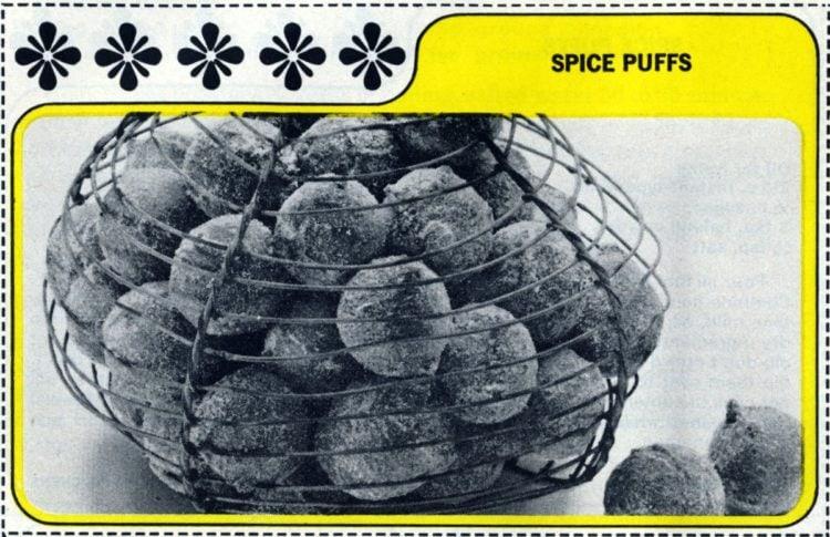 1965 vintage recipe for spice puffs (2)