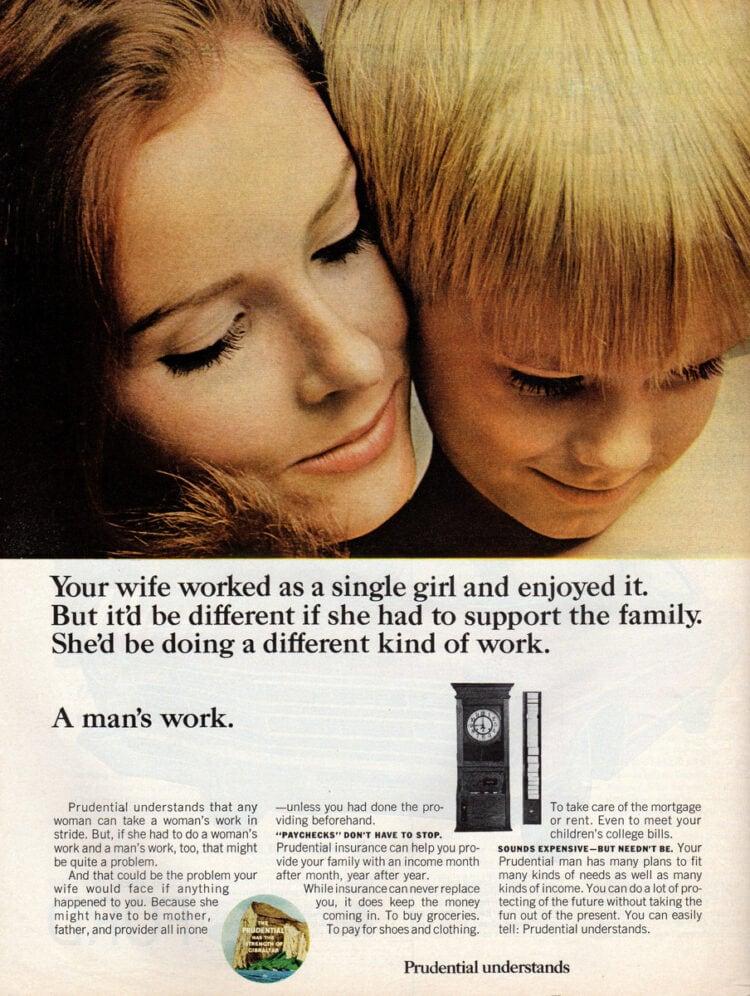 1966 - A man's work