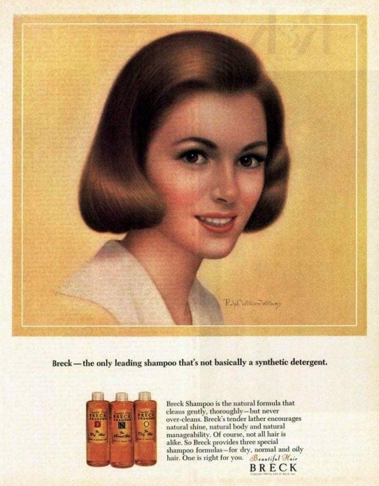 1966 - Breck girl