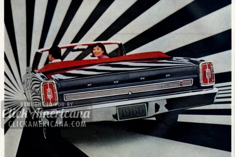 The Wizard of Ahhhs: The new 1966 Ford Fairlane