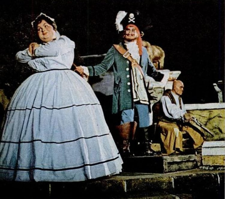 Vintage Disneyland - Pirates of the Caribbean