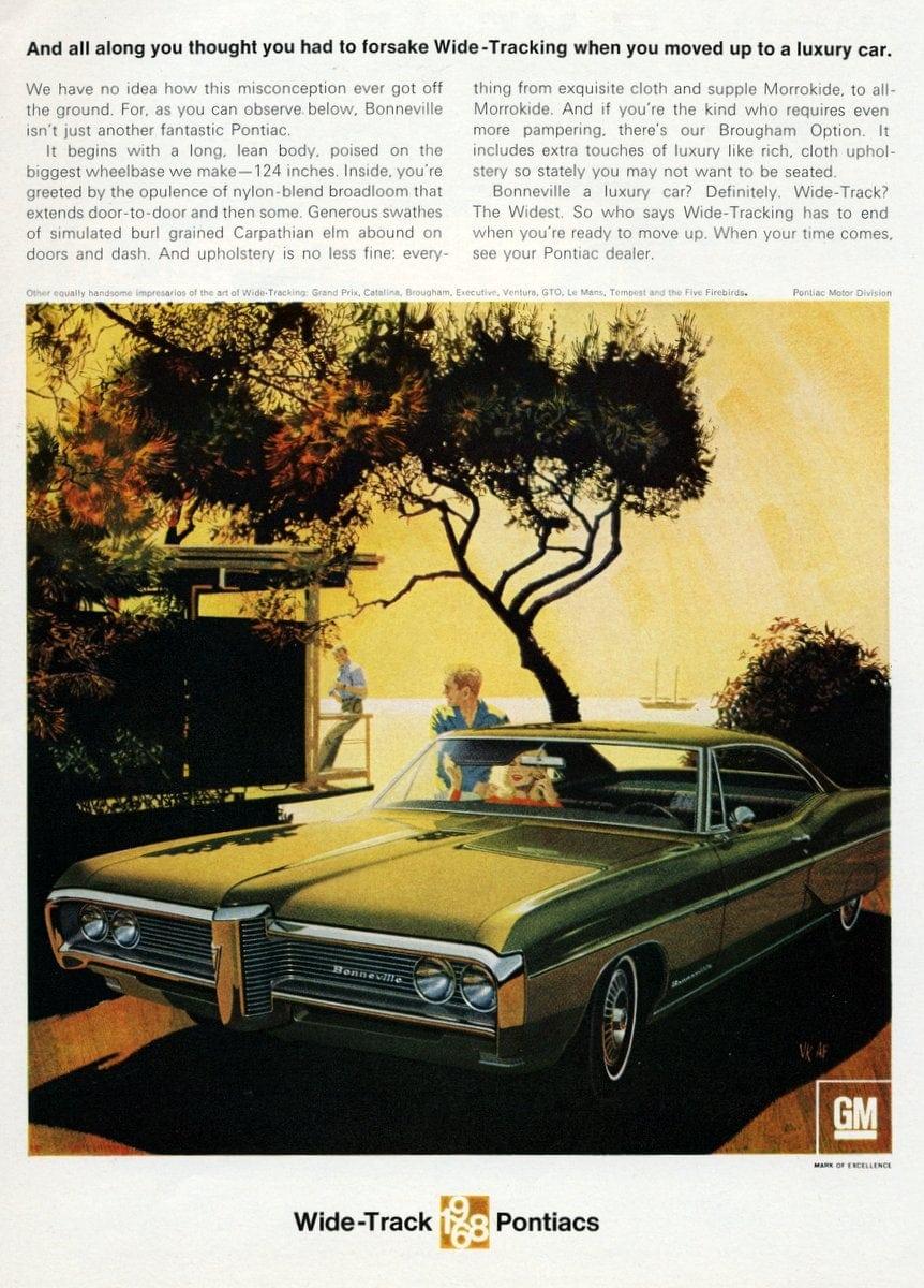 1968 Bonneville isn't just another fantastic Pontiac