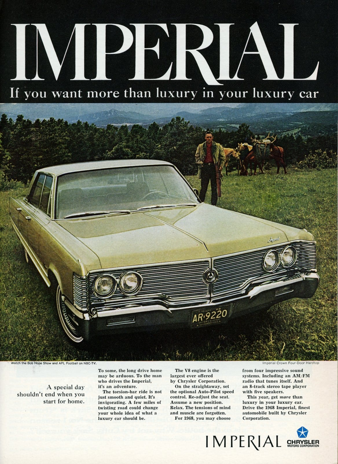 1968 Chrysler Imperial - vintage classic car ad (8)