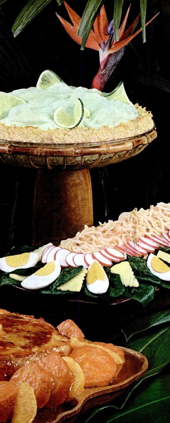 1970 Hawaiian luau food recipes