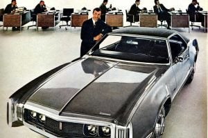 1970 Oldsmobile Toronado The ultimate luxury car