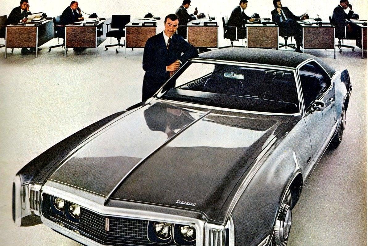 1970 Oldsmobile Toronado The ultimate luxury car