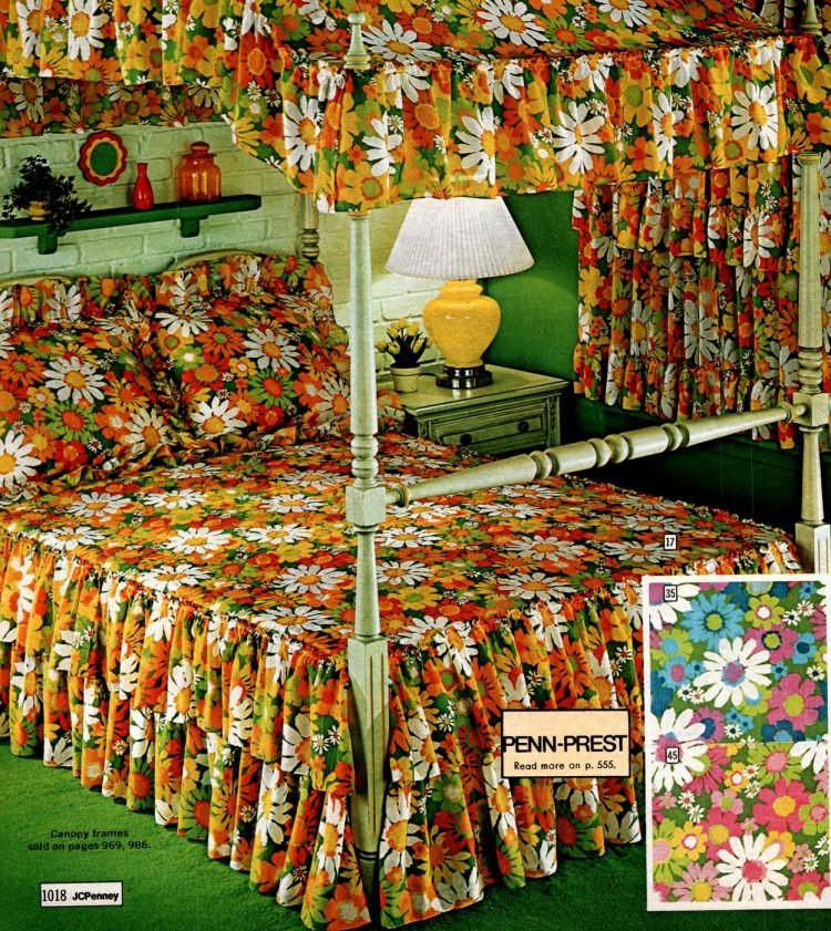 1970s canopy beds from 1973 (3)