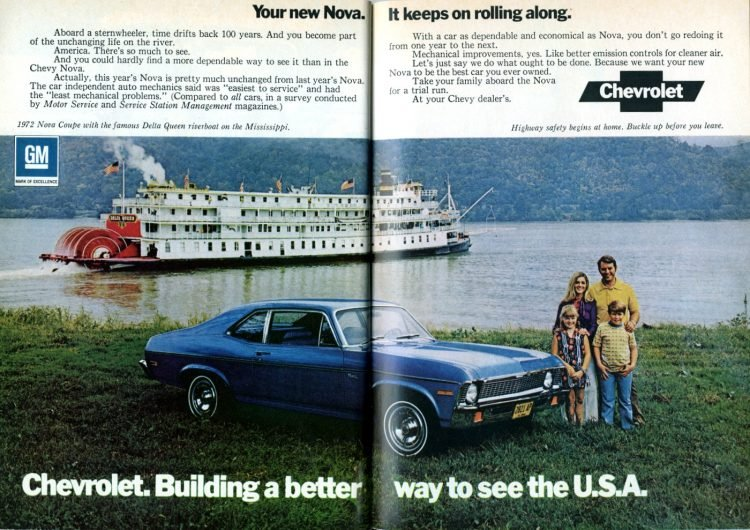 1972 Chevy Nova - Classic cars - See the USA (3)