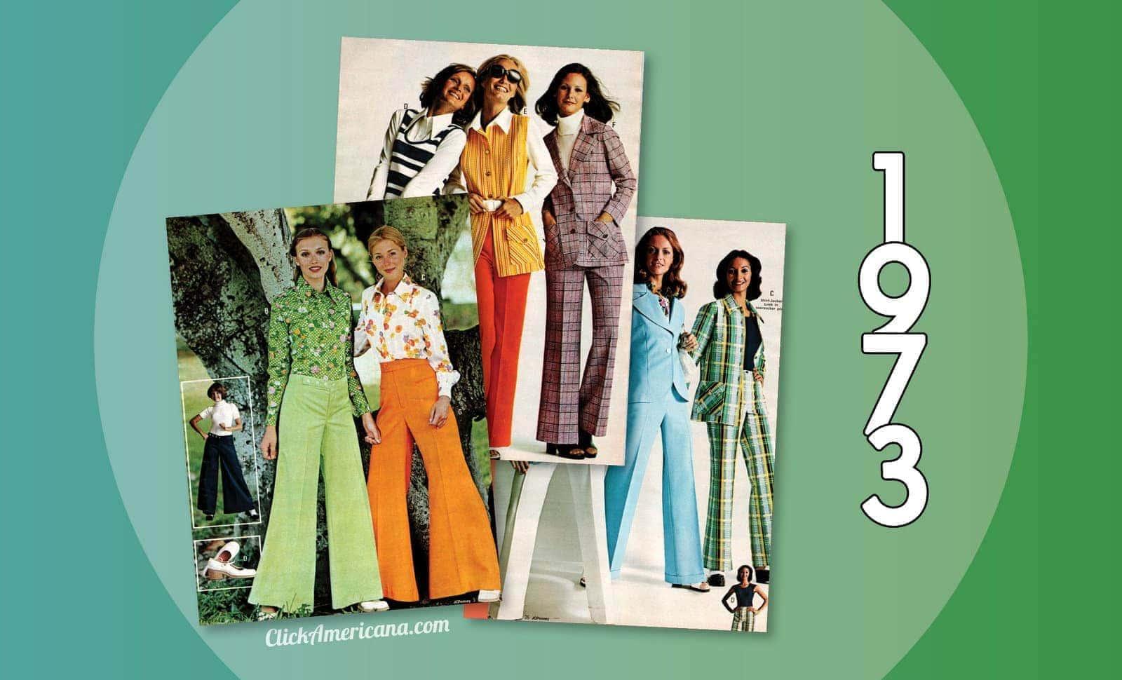 1973 Catalog - Pants for women