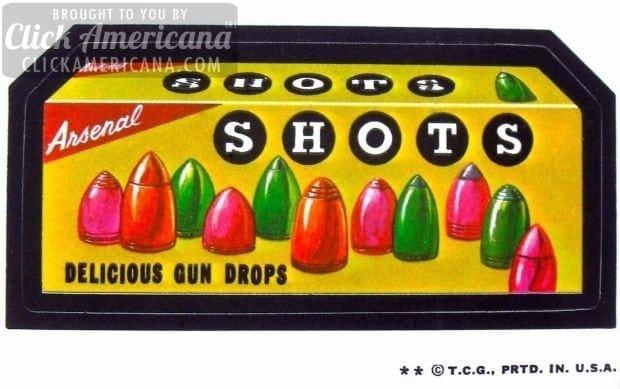 Shots - Delicious Gun Drops
