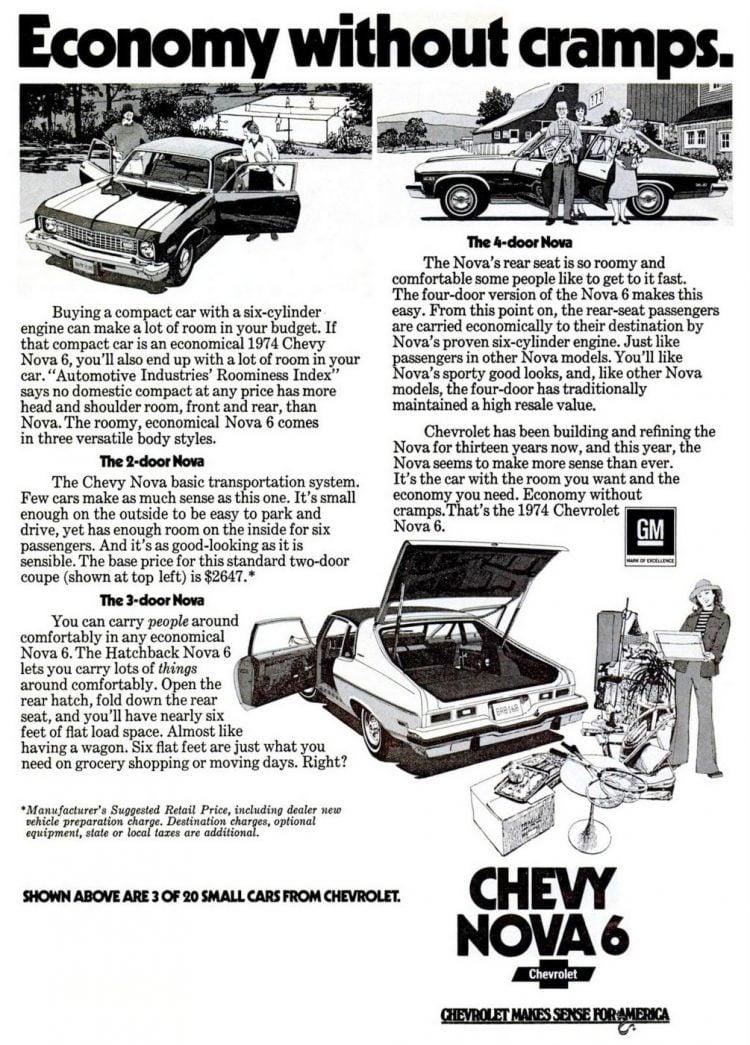 1974 Chevy Nova 6