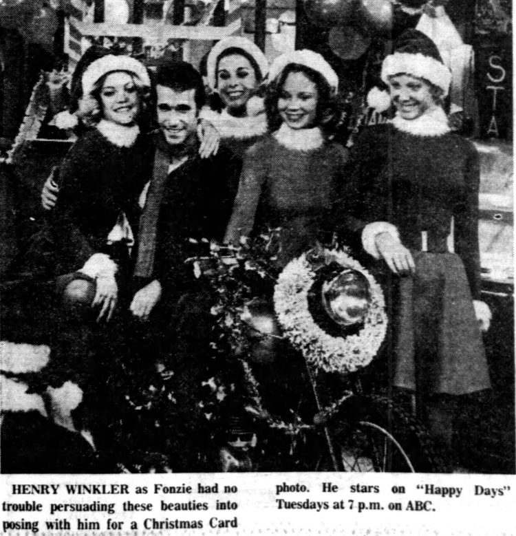 1975 Happy Days Christmas