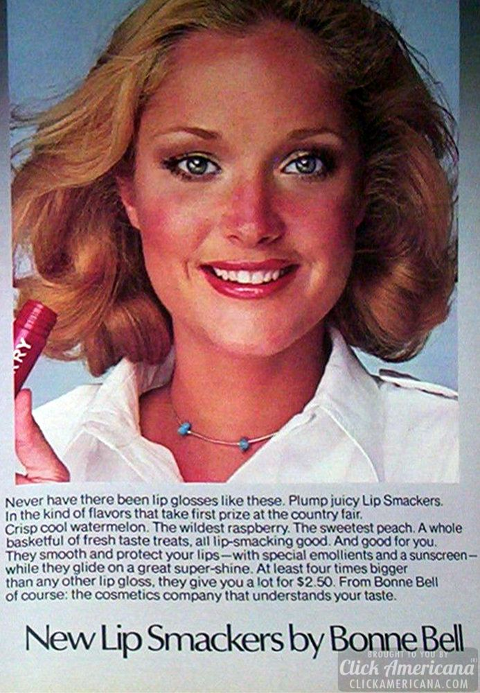 Vintage Lip Smackers by Bonne Bell (1980s)