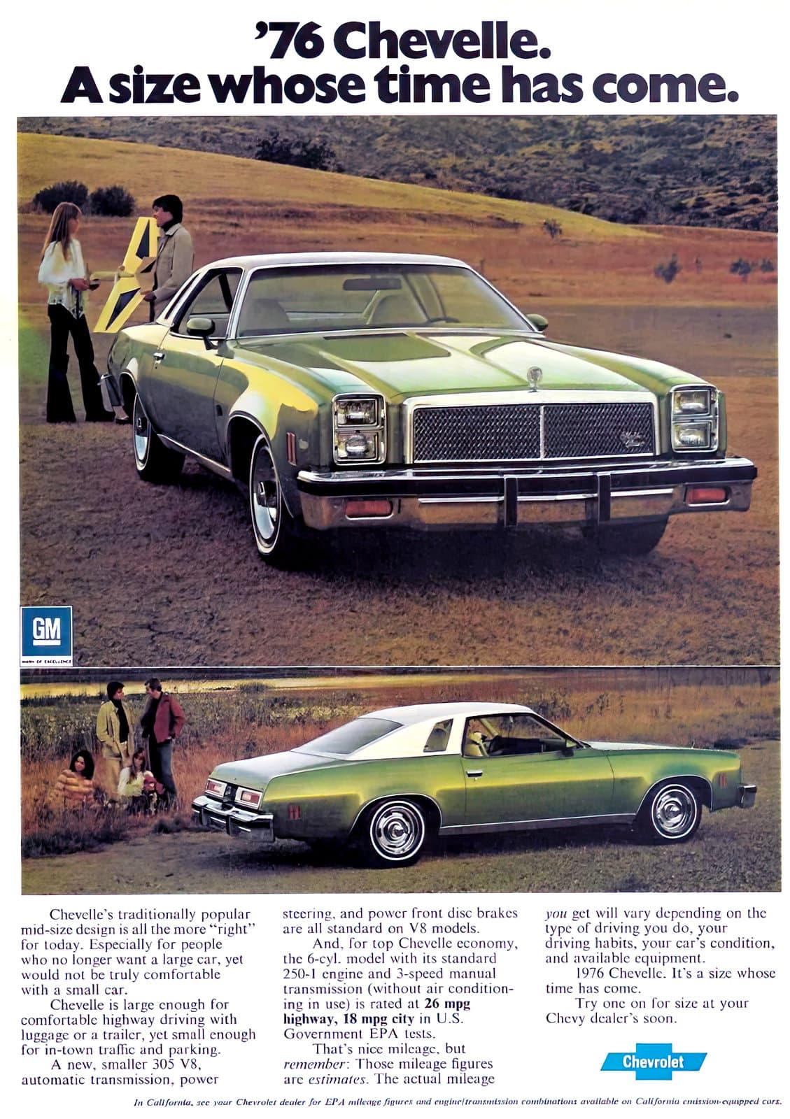 1976 Chevy Chevelle