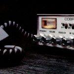 1976 Cobra CB radio