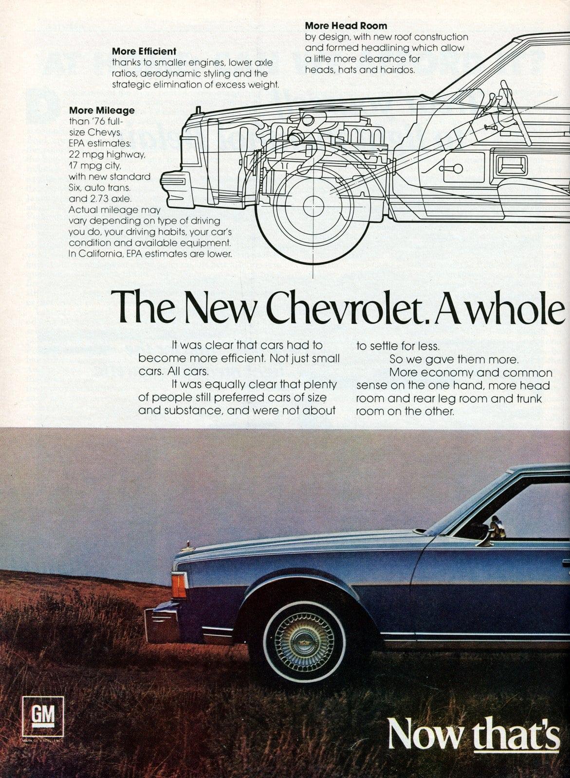 1977 Caprice Classic Sedan (1)