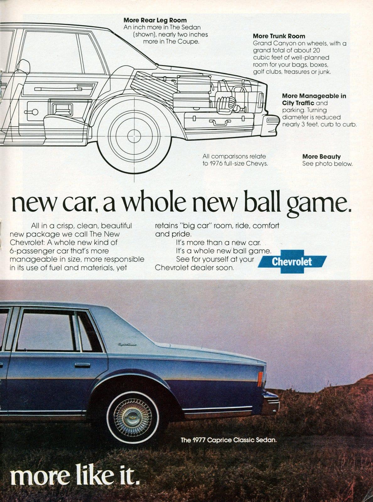 1977 Caprice Classic Sedan (2)
