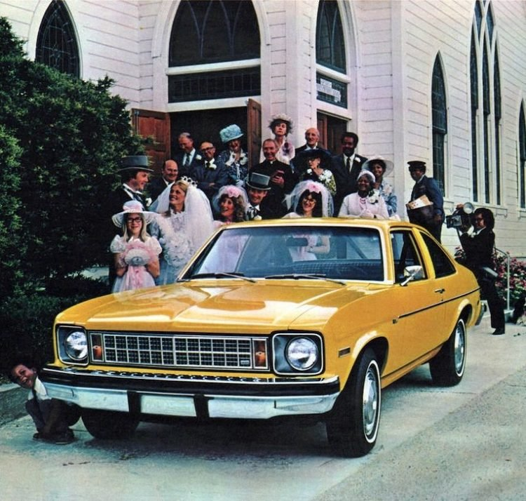1977 Chevy Nova - Classic cars (1)