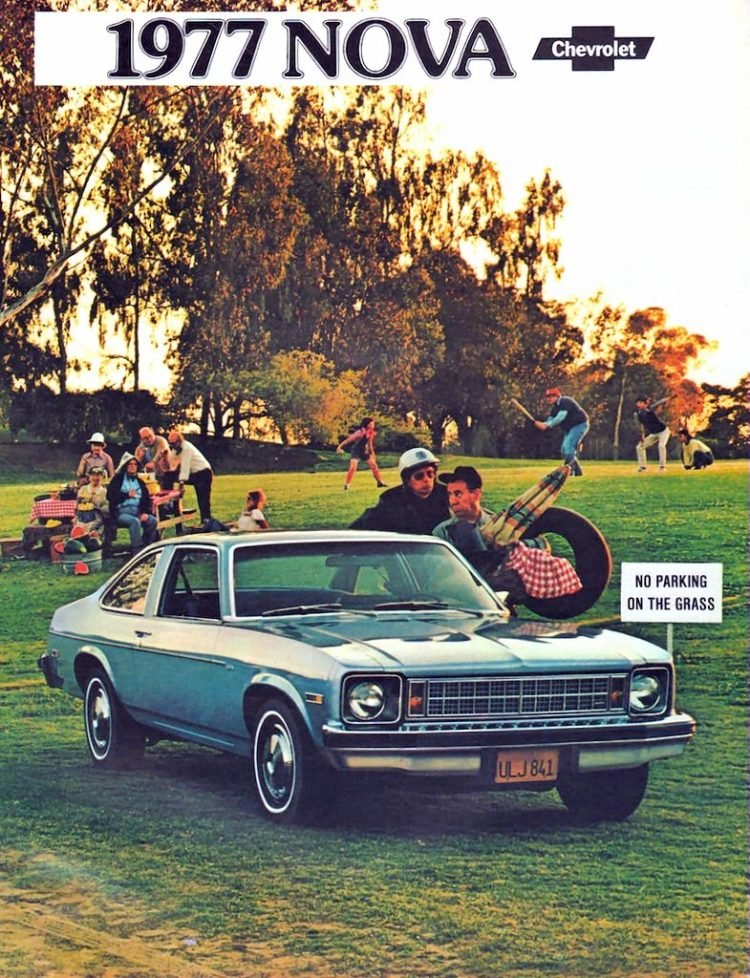 1977 Chevy Nova - Classic cars (2)
